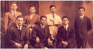 Sobre la vida de Juan Daniel Macías Villegas  y algunos otros Cristeros Anacletoyamigos